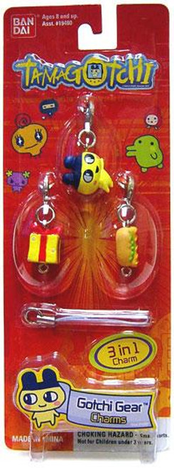 Tamagotchi Gotchi Gear Charms Mametchi Accessory Set
