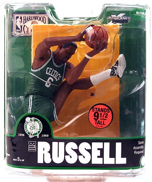 McFarlane Toys NBA Boston Celtics Sports Picks Legends Series 3 Bill Russell Action Figure