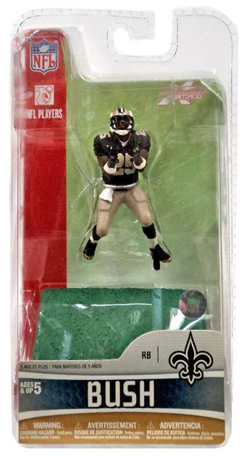 McFarlane Toys NFL New Orleans Saints Sports Picks Series 5 Mini Reggie Bush 3-Inch Mini Figure