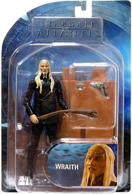 Stargate Atlantis Series 1 Wraith Action Figure