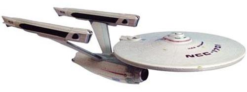 Star Trek The Wrath of Khan USS Enterprise NCC-1701 Starship