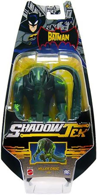 The Batman Shadow Tek Killer Croc Action Figure