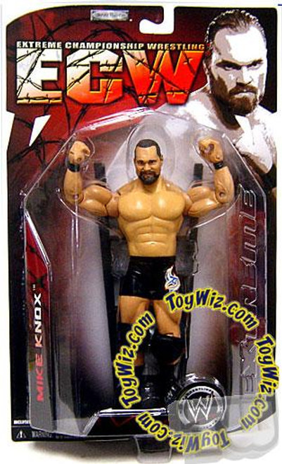 ECW Wrestling ECW Series 2 Mike Knox Action Figure