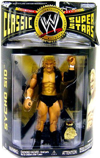 WWE Wrestling Classic Superstars Series 16 Sycho Sid Vicious Action Figure