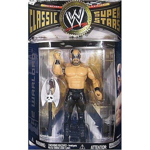 WWE Wrestling Classic Superstars Series 16 Warlord Action Figure
