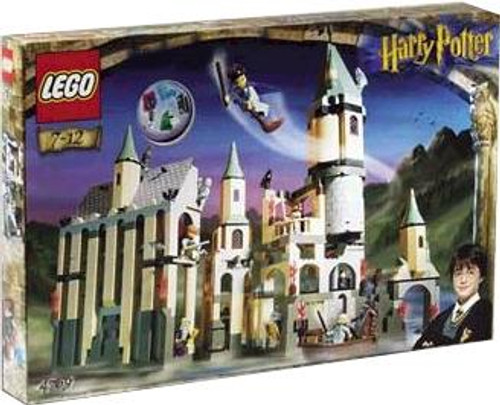 LEGO Harry Potter Series 1 Sorcerer's Stone Hogwart's Castle Set #4709