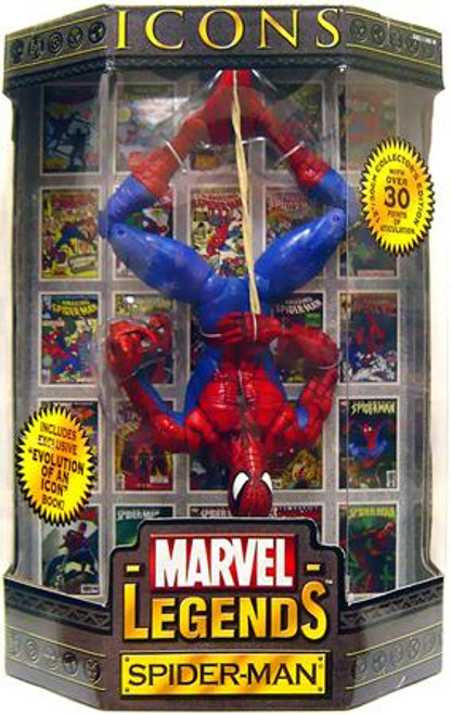 Marvel Legends Icons 12 Inch Series 3 Spider-Man Action Figure
