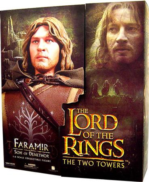 The Lord of the Rings The Two Towers Faramir 1/6 Collectible Figure [Son of Denethor]