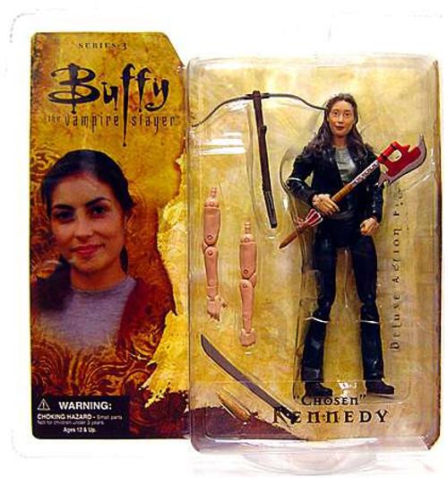 Buffy The Vampire Slayer Series 3 Kennedy Action Figure [Chosen]