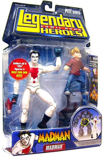 Marvel Legendary Heroes PITT Series Madman Action Figure