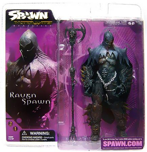 McFarlane Toys Series 21 Raven Spawn Action Figure