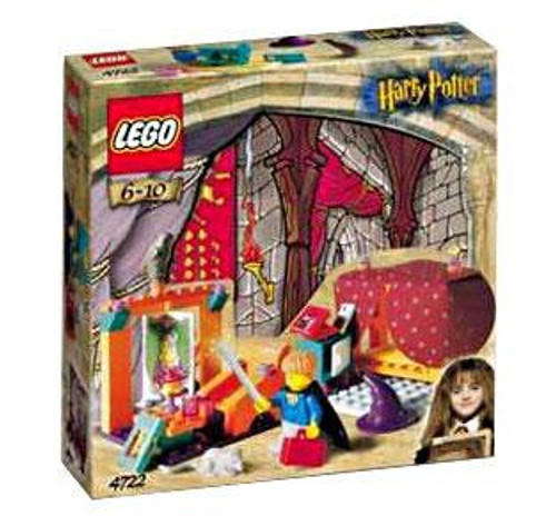 LEGO Harry Potter Series 1 Sorcerer's Stone Gryffindor House Set #4722
