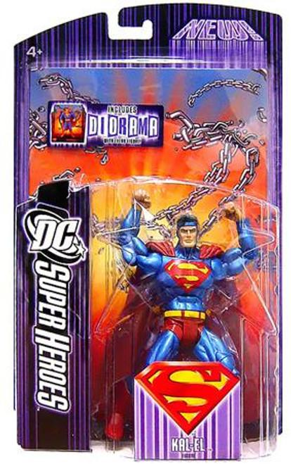 DC Superman Super Heroes Kal-El Action Figure