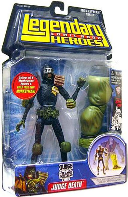Marvel Legendary Heroes Monkeyman Series Judge Death Action Figure
