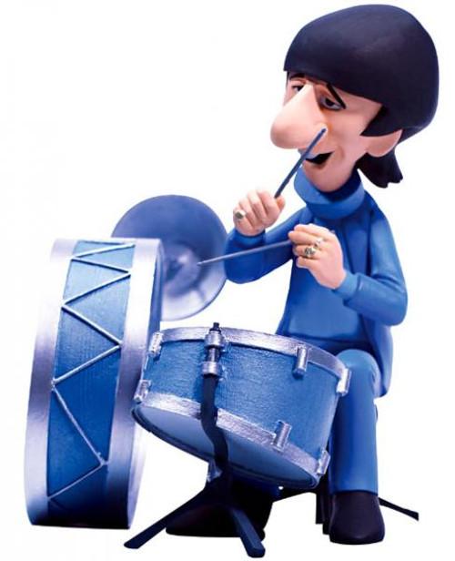 McFarlane Toys The Beatles Saturday Morning Cartoon Ringo Starr Action Figure