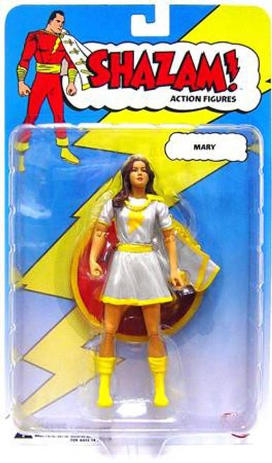 DC Shazam Mary Marvel Action Figure [White Outfit]