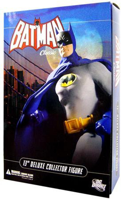 Batman 13-Inch Collectible Figure [Classic]
