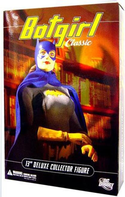 "DC 13"" Deluxe Batgirl Collectible Figure [Classic]"