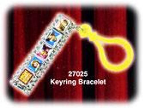 Disney High School Musical Bracelet Keyring #27025