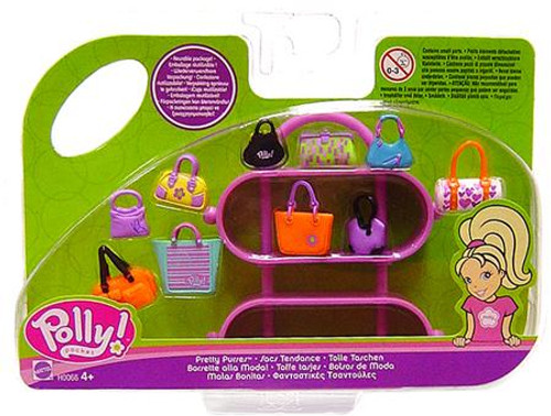 Polly Pocket Pretty Purses Accessory Pack