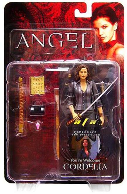 Angel Series 1 Cordelia Action Figure [You're Welcome]
