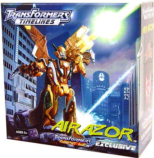 Transformers Timelines Collector's Club Exclusives Airazor Exclusive Action Figure