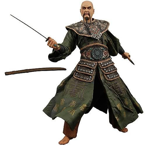 NECA Pirates of the Caribbean At World's End Series 1 Sao Feng Action Figure