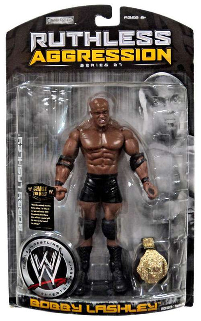 WWE Wrestling Ruthless Aggression Series 27 Bobby Lashley Action Figure