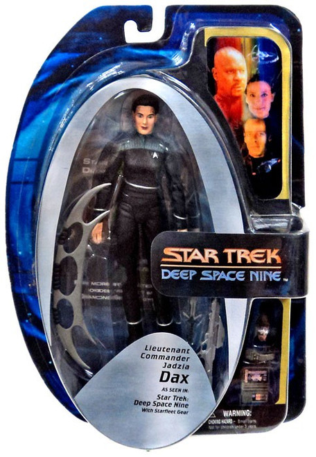 Star Trek Deep Space 9 Lt. Commander Jadzia Dax Action Figure