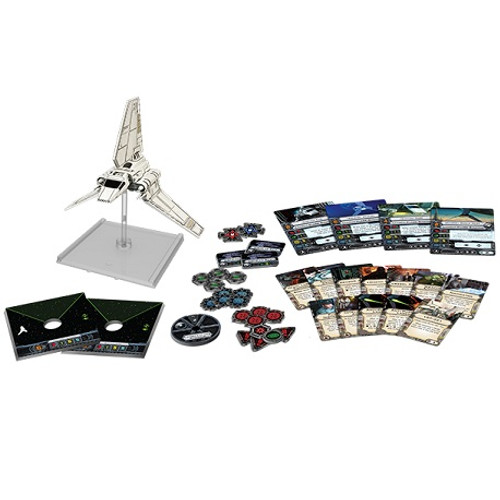 Star Wars X-Wing Miniatures Game Imperial Lambda-Class Shuttle Expansion Pack