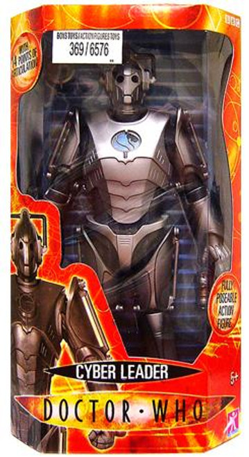 Doctor Who Cyberman Leader 12-Inch Collectible Figure [Classic]