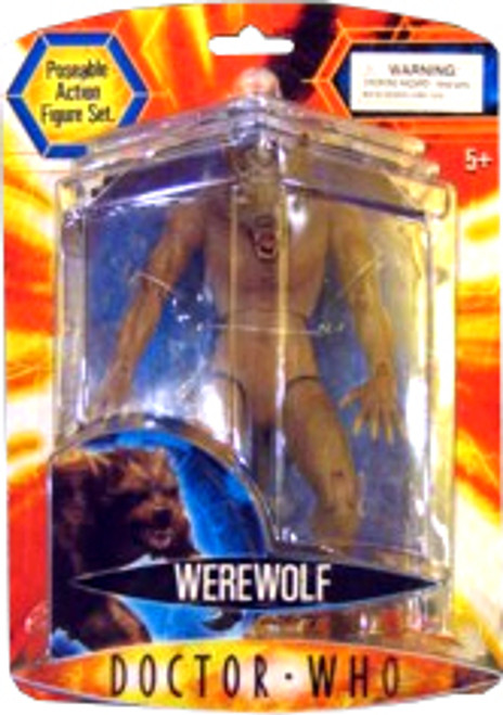 Doctor Who Underground Toys Series 2 Werewolf Action Figure