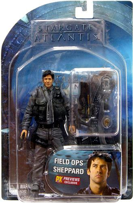 Stargate Atlantis John Sheppard Exclusive Action Figure [Field Ops]