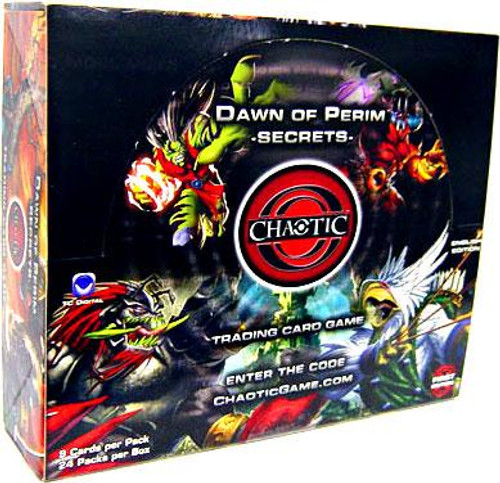 Chaotic Dawn of Perim Secrets Booster Box