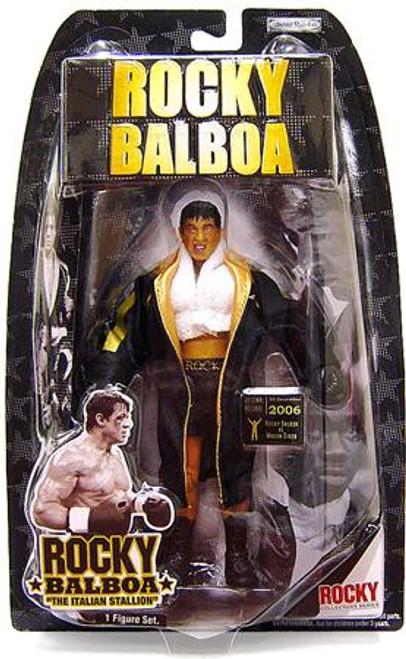 Rocky VI Series 6 Rocky Balboa Action Figure [Fight Gear]