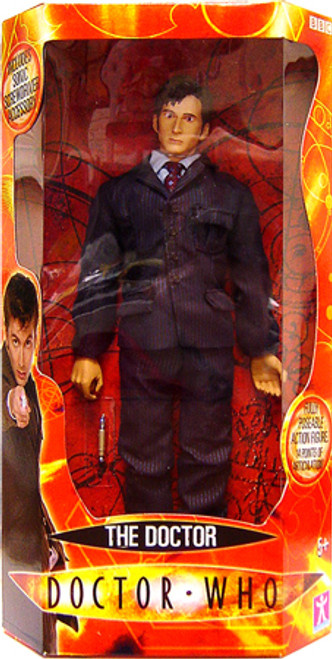 Doctor Who The Doctor 12-Inch Collectible Figure [Tenth Doctor]