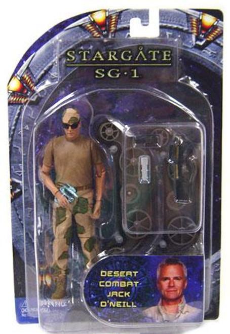 Stargate SG-1 Series 4 Jack O'Neill Action Figure [Desert Camo]