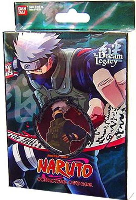 Naruto Card Game Dream Legacy Kakashi Theme Deck [B-2]