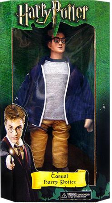 NECA The Goblet of Fire Harry Potter 12-Inch Doll [Casual]