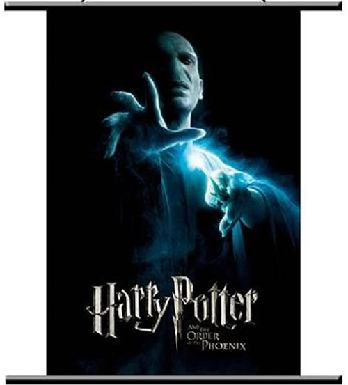 NECA Harry Potter Voldemort Wall Scroll