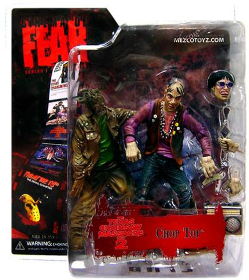 The Texas Chainsaw Massacre Cinema of Fear Series 1 Chop Top Action Figure