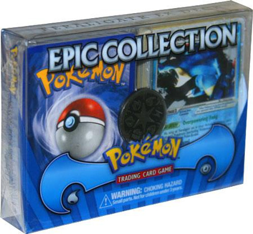 Pokemon Epic Collection Feraligatr EX Starter Deck [Sealed]