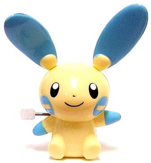 Pokemon Japanese Minun 3-Inch Wind Up Toy