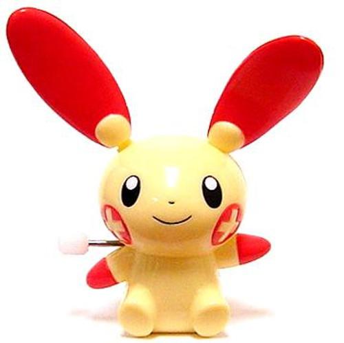 Pokemon Japanese Plusle 3-Inch Wind Up Toy