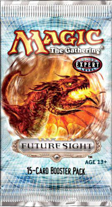 MtG Future Sight Booster Pack [Sealed]