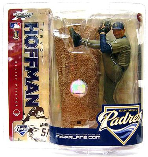 McFarlane Toys MLB San Diego Padres Sports Picks Series 18 Trevor Hoffman Action Figure