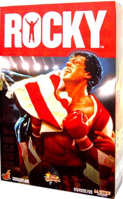 Movie Masterpiece Rocky Balboa 1/6 Collectible Figure