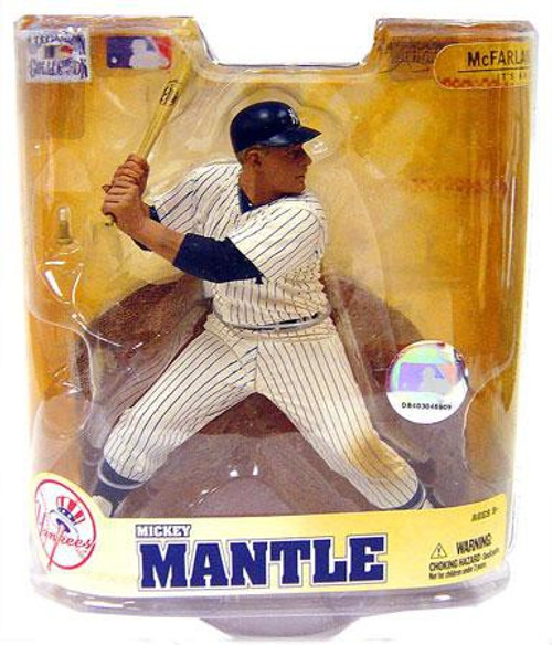 McFarlane Toys MLB New York Yankees Cooperstown Collection Series 5 Mickey Mantle Action Figure
