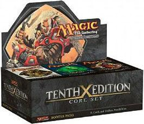 MtG 10th Edition Booster Box [Sealed]