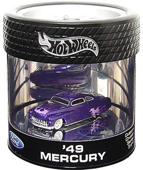 Hot Wheels Ford Custom Crusier Series '49 Mercury Diecast Vehicle